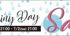Rainy Day Sale!梅雨セールとママエレファントご予約セール開始のお知らせ