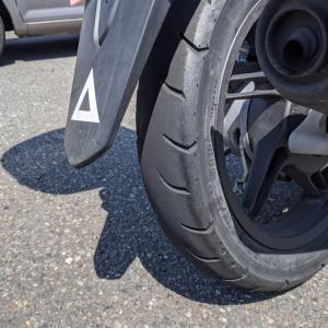 PCX タイヤ交換