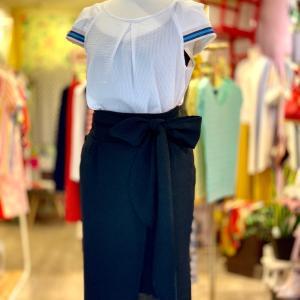 今日ご紹介するお洋服は、全部フランスのブランドです