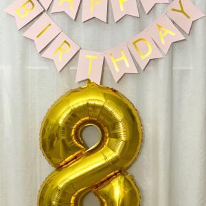 誕生日の準備
