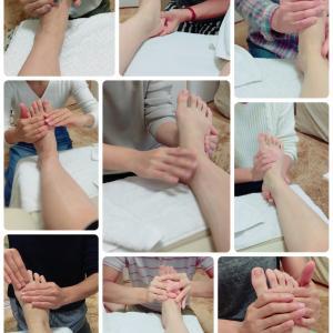 ★リフレも度が過ぎれば毒になる!手足に出た湿疹の話