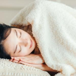 ★眠りの質をあげるだけで21年間が変わる!