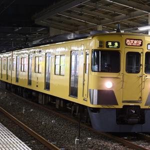 2001F+2413F 準急西武新宿