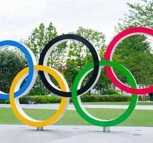 オリンピック間近!