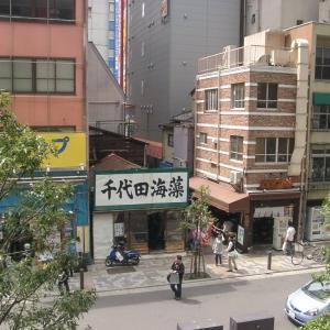 神田青果市場の名残
