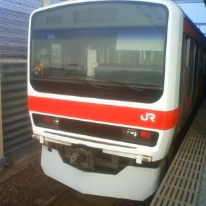 JR東日本京葉線209系