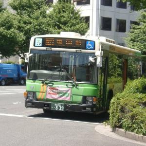 本日は都バスの日です。