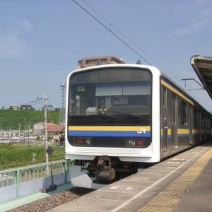 JR東日本鹿島線209系