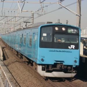 JR東日本京葉線201系