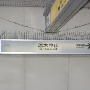 原木中山駅周辺地域南部