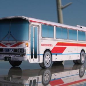 小豆島バス 日野RC320P 1976年式