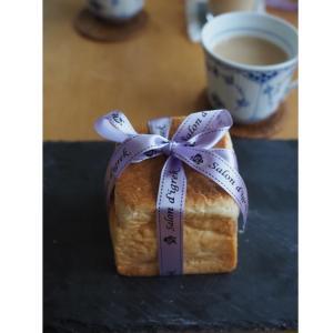 キューブ食パンでシュープリーズを作りました。...