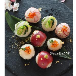 【3月本格おもてなし和食❀お花見編❀手まり寿司レッスン】のご案内