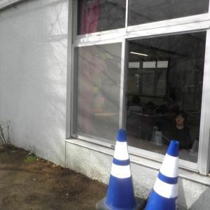 市内保育園ガラス修繕 埼玉県所沢市
