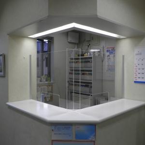 飛沫対策スクリーン設置 埼玉県所沢市