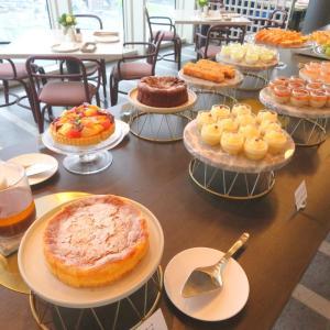 都ホテル博多 「サムウェアレストラン&バー」 デザートビュッフェ