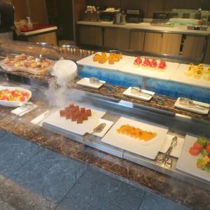 ミレニアム三井ガーデンホテル東京 「Buffet & Cafe GINZA SAI」 スイーツバイキング
