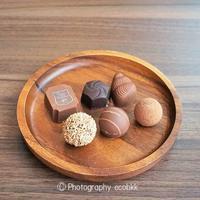 雨季入。タイ製のベルギーチョコレート専門店・カフェ「Duc de Praslin」@バンコク
