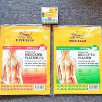 タイ・バンコクの薬局には、タイガーバーム(TIGER BALM)の製品がずら~り!