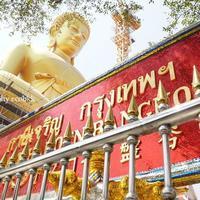 【バンコクの新名所】ワット・パクナムで建設中の巨大仏像とその撮影スポット