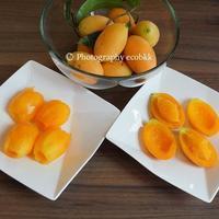 【タイ・バンコク生活、観光のお楽しみ】進化するタイの果物、季節の果物を使ったカフェ