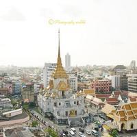 タイ・バンコクの寺院観光 ~黄金仏寺院「ワット・トライミット」とその周辺の見所