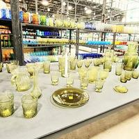 カフェ併設!多様なガラス製品が購入できるお店「Easternglass(イースタングラス)」@タイ・バンコク