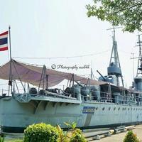 タイ王国サムットプラカーン県の観光地「プラジュンジョムクラオ要塞」