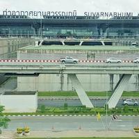 タイ・スワンナプーム国際空港からバンコク市内への移動について