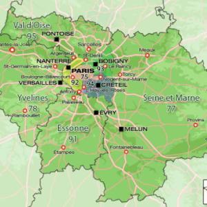 Ile de France ならぬ Inu de France 写真集 と絵本