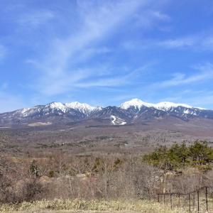八ヶ岳訪問