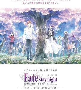 Fate/stay night 〔Heaven's feel〕