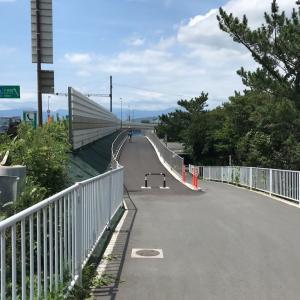 太平洋自転車道の延長区間をやっと走れたのだが・・・・
