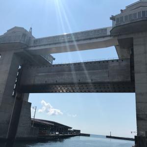 せっかく箱根を越えたので沼津港