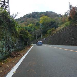 紅葉ももう終わりっぽい箱根
