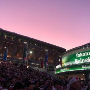 観戦記:ラグビーワールドカップ2019・日本代表 -スコットランド代表