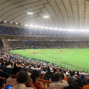【観戦休題】「2022年 東京ドーム完全キャッシュレス化」に関する考察