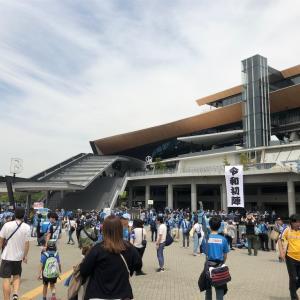 観戦記:明治安田生命J1リーグ・川崎フロンターレ-ベガルタ仙台