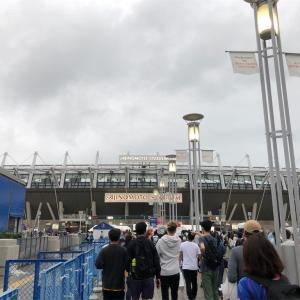 観戦記:明治安田生命J1リーグ・FC東京–川崎フロンターレ