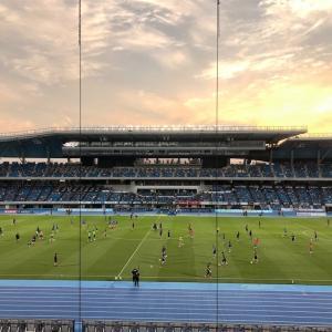 観戦記:明治安田生命J1リーグ・川崎フロンターレ−浦和レッズ