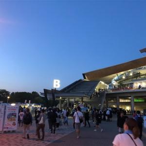 観戦記:明治安田生命J1リーグ・川崎フロンターレ-名古屋グランパス