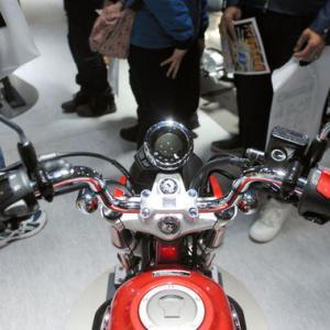 【二輪】復活!125ccのホンダモンキー 夏前に販売