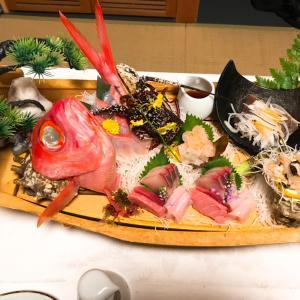 【食べるお宿の料理に感動! 夏休み旅行~その3~】