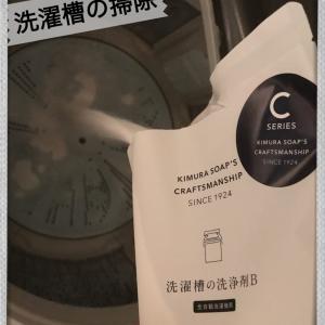 「木村石鹸で洗濯槽の掃除と排水管洗浄剤のその後」
