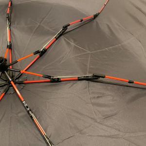 【折りたたみ傘の進化にビックリ!!高強度折りたたみ傘】
