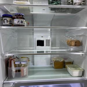 【冷蔵庫掃除と、冷蔵庫掃除をすると・・は、まだ継続中!】