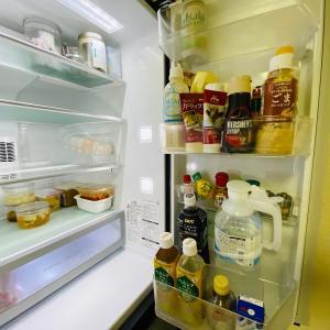 冷蔵庫掃除♪掃除をすると・・(* ̄m ̄)