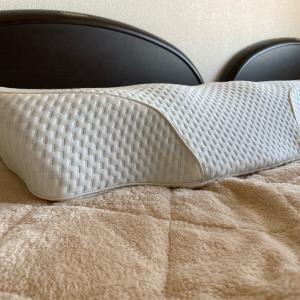 枕で睡眠の質が変わった!!〔楽天お買い物情報・PR〕