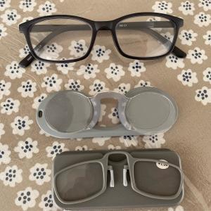 海外通販【Wish】で激安ノーズクリップメガネを購入してみた♪