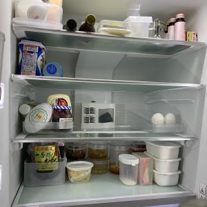 冷蔵庫掃除♪冷蔵庫掃除をすると・・(* ̄m ̄)